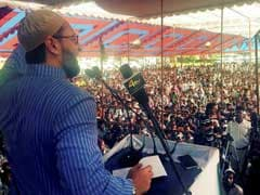 Asaduddin Owaisi's MIM Fields Dalit Candidate For Uttar Pradesh By-Poll
