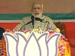 PM Modi Addressing Rally In Bihar's Nalanda: Highlights