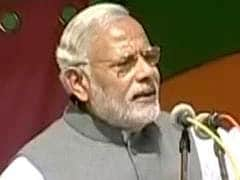 PM Narendra Modi Addressing Rally in Bihar's Muzaffarpur: Highlights