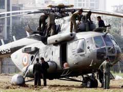 Air Force Chopper Makes Emergency Landing in Mumbai's Bandra Kurla Complex