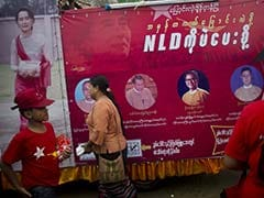 Aung San Suu Kyi Takes Election Bid to Myanmar's Strife-Torn Rakhine