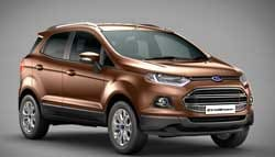 Ford Recalls More Than 48,000 EcoSport to Fix Multiple Faulty Parts