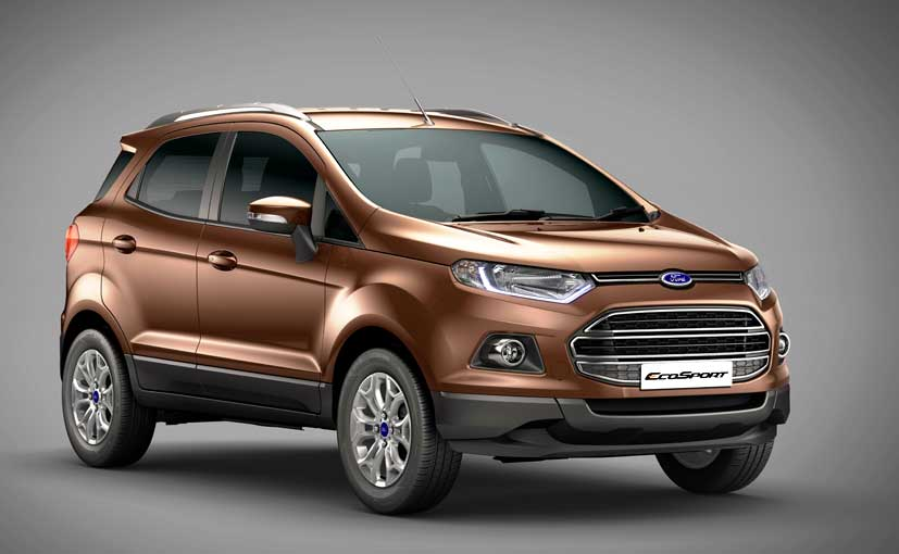 Ford Ecosport Les Photos