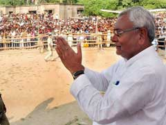 Imminent Defeat in Bihar Forced PM to Talk of Corruption: Nitish Kumar