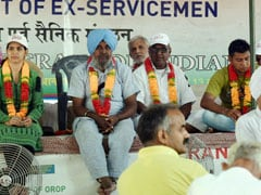 Retired Paramilitary Personnel Begin Stir Over Demand for OROP