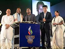 AR Rahman's Epic Picture With Pele, Saurav Ganguly, Mamata Banerjee