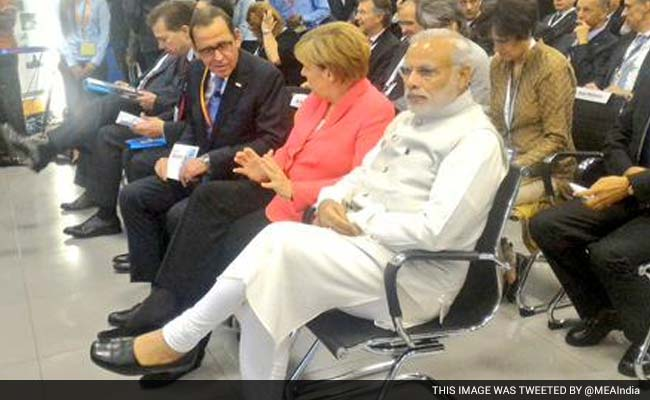 PM Narendra Modi, Chancellor Angela Merkel in Bengaluru, City Braces For Traffic Chaos