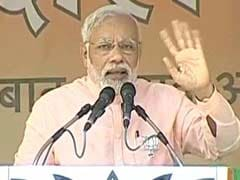 After Sting Video of Minister, PM Modi Attacks Nitish Kumar, Lalu Prasad