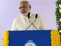 In Mumbai, Prime Minister Modi Invokes Jayaprakash Narayan: Highlights