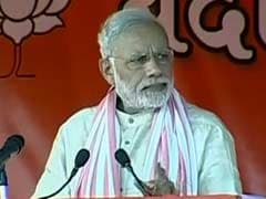 Can't Trust 'Arrogant' Nitish Kumar, Says PM Modi in Bihar Rally