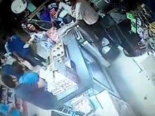 Model Pooja Missra's Alleged Assault on Delhi Store Staff Caught on CCTV