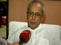 Exclusive: President Pranab Mukherjee's Message of Peace on Durga Puja