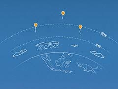 Google 'Loon' Internet Balloons to Take Flight Over Indonesia