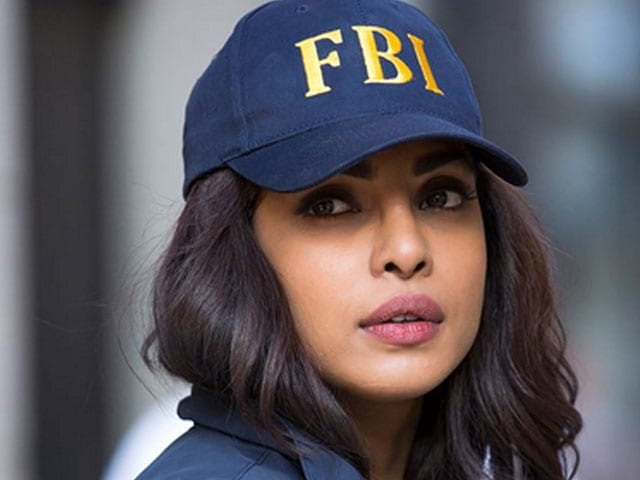 Priyanka Chopra on Being Lauded For Quantico, Working in