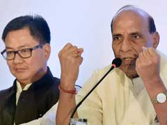 Home Minister Sends Sharp Rebuke to VK Singh Over 'Dog Remark'