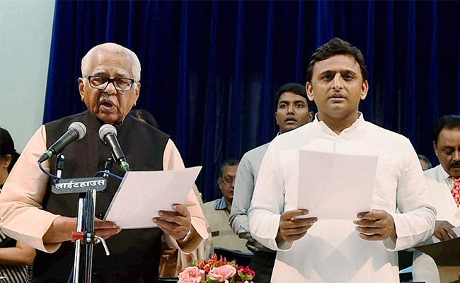 Uttar Pradesh Governor Stokes Controversy Over Stopping National Anthem