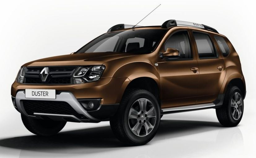 2016 delhi auto expo renault duster facelift to be showcased launch in first half of 2016. Black Bedroom Furniture Sets. Home Design Ideas