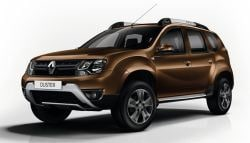 Renault Duster Facelift Will Get AMT