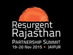 Investor Summit 'Resurgent Rajasthan' Set to Kick off Tomorrow