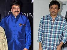 Chiranjeevi Turns a Deaf Ear to Ram Gopal Varma <I>Ki</i> Rant on Twitter