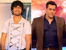 Sonu Nigam on Alleged Fight With Salman Khan: Nothing of the Sort Happened