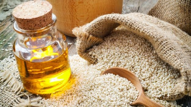 7 Amazing Sesame Oil Benefits: Natural SPF, Stress Buster & More