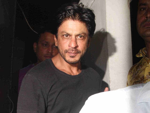 Shah Rukh Khan To Share Journey With Kkr On Tv Show Pictures to pin on ...