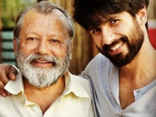 Never Helped Shahid in His Career, Says Pankaj Kapur