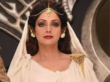 It's Showtime For Puli. Sridevi's Film Releases Worldwide