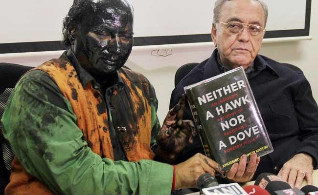 'Sudheendra Kulkarni Like Kasab,' Says Shiv Sena After Paint Attack