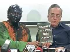 Determined To Go Ahead With Book Launch Despite Sena Threats: Kasuri To NDTV