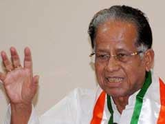Rajnath Singh Ignored Assam Government During Bangladesh Border Visit: Tarun Gogoi