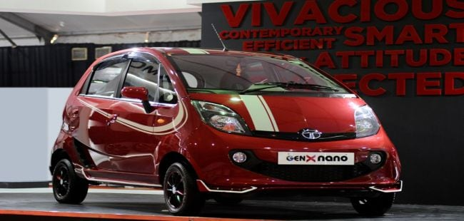 Tata Motors Showcases Rally Ready Bolt Ndtv Carandbike
