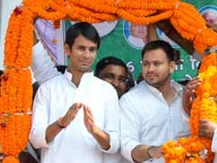 Lalu Yadav's Sons Seek Fast Track Access to Nitish Kumar Cabinet