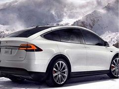 Tesla Model X Rated To Be Safest SUV By US National Highway Traffic Safety Administration