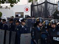 12 Injured in Scuffle at Turkish Vote in Tokyo Embassy