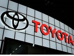 Toyota Kirloskar Motor November Sales Down 19%