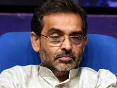Case Registered in Landing of Union Minister Upendra Kushwaha's Chopper