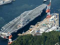 US Deploys More Advanced Aircraft Carrier to Boost Ties With Japan