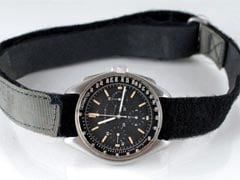 Watch Worn by US Astronaut on Moon Sells for $1.6 Million