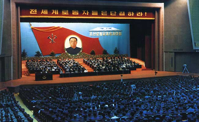 North Korea Calls First Ruling Party Congress for 35 Years