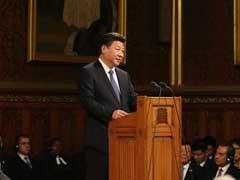 China's Xi Jinping Talks Football, Wildlife With Britain's Royals