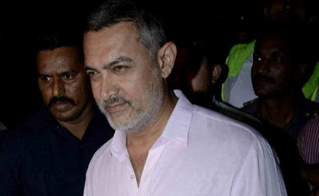 Take My Security, Mumbai Needs It, Says Aamir Khan