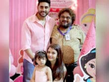 Aaradhya Bachchan's Birthday Party Was Pink and Princessy
