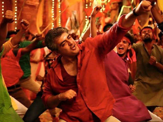 With Vedalam's Record-Breaking Opening, Ajith Might be New Rajinikanth