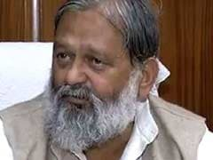 Those Who Can't Live Without Beef Mustn't Visit Haryana: Anil Vij
