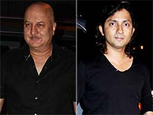 Anupam Kher vs Shirish Kunder in Mini Twitter Battle Over Aamir Khan