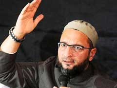 Islamic State Blot on Islam, Says MIM President Asaduddin Owaisi