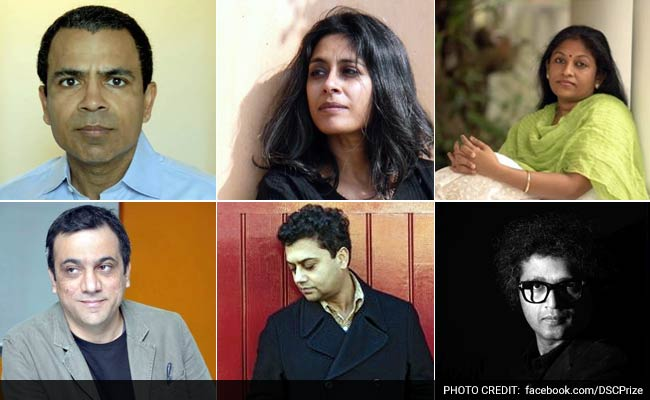 6 Indian-Origin Authors Shortlisted for UK Literary Prize