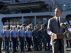 US Commitment to Defend Philippines is 'Ironclad': Barack Obama